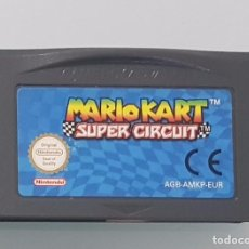 Videojuegos y Consolas: JUEGO NINTENDO GAMEBOY ADVANCE- MARIO KART SUPER CIRCUIT GAME BOY. Lote 123028019