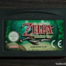Videojogos e Consolas: JUEGO ZELDA THE MINISH CAP NINTENDO GAMEBOY ADVANCE GAME BOY. Lote 126148291