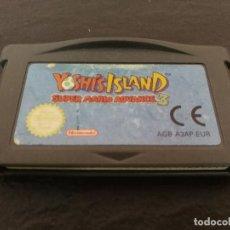 Videojuegos y Consolas: JUEGO YOSHIS ISLAND SUPER MARIO ADVANCE 3 GAME BOY ADVANCE. Lote 126482995
