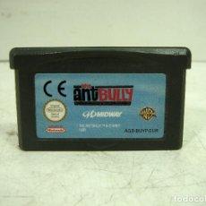 Videojuegos y Consolas: VIDEOJUEGO CARTUCHO - GAME BOY ADVANCE- ANT BULLY - COLOR VIDEO JUEGO - CONSOLA ANTBULLY. Lote 127812723