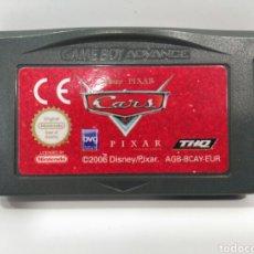Videojuegos y Consolas: JUEGO CARS PARA NINTENDO GAME BOY ADVANCE. Lote 128011358