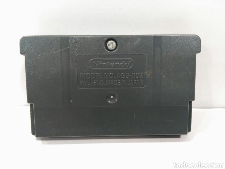Videojuegos y Consolas: Juego Cars para Nintendo Game Boy Advance - Foto 2 - 128011358
