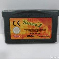 Videojuegos y Consolas: JUEGO SHREK 2 PARA NINTENDO GAME BOY ADVANCE. Lote 128016247