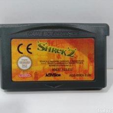 Videojuegos y Consolas: JUEGO SHREK 2 PARA NINTENDO GAME BOY ADVANCE. Lote 128016431