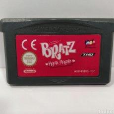 Videojuegos y Consolas: JUEGO BRATZ ROCK ANGELZ PARA NINTENDO GAME BOY ADVANCE. Lote 128230418