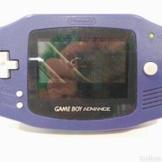 Videojuegos y Consolas: CONSOLA NINTENDO GAME BOY ADVANCE. Lote 128327708