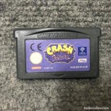 Videojuegos y Consolas: CRASH BANDICOOT FUSION NINTENDO GAME BOY ADVANCE. Lote 128502203