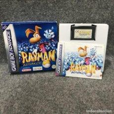 Videojuegos y Consolas: RAYMAN ADVANCE NINTENDO GAME BOY ADVANCE. Lote 128502251