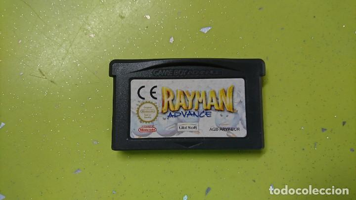 JUEGO GAME BOY ADVANCE, RAYMAN ADVANCE (Juguetes - Videojuegos y Consolas - Nintendo - GameBoy Advance)