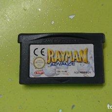 Videojuegos y Consolas: JUEGO GAME BOY ADVANCE, RAYMAN ADVANCE . Lote 128857287