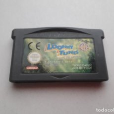 Videojuegos y Consolas: 08-00213 NINTENDO GAME BOY ADVANCE - LOONEY TUNES BACK IN ACTION. Lote 129025743