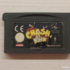 Jeux Vidéo et Consoles: CRASH BANDIGOOT XS, GAME BOY ADVANCE, FUNCIONA. Lote 130325390