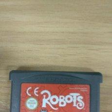 Videojuegos y Consolas: ROBOTS - GBA GAME BOY ADVANCE. Lote 130399102