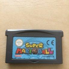 Videojuegos y Consolas: JUEGO DE GAMEBOY ADVANCE SÚPER MARIO BALL. Lote 130596614