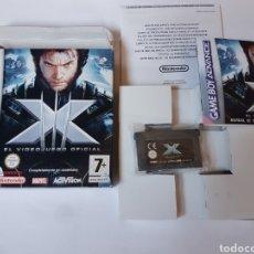 Videojuegos y Consolas: X-MEN EL VIDEOJUEGO GAMEBOY ADVANCE. Lote 131008532