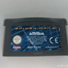 Videojuegos y Consolas: JUEGO GAME BOY ADVANCE. SPIDER MAN 2 . Lote 131498942