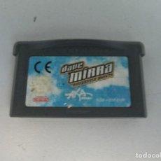 Videojuegos y Consolas: JUEGO GAME BOY ADVANCE. DAVE MIRRA. Lote 131499522