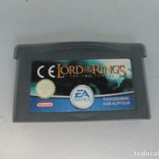 Videojuegos y Consolas: JUEGO GAME BOY ADVANCE. THE LORD OF THE RINGS. Lote 131499694