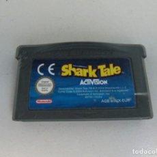 Videojuegos y Consolas: JUEGO GAME BOY ADVANCE. SHARK TALE. Lote 131499802