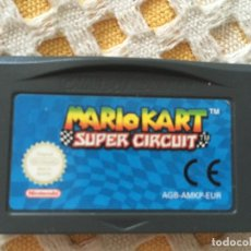 Videojuegos y Consolas: MARIO KART SUPER CIRCUIT GB GBA GAMEBOY GAME BOY ADVANCE SP JUEGO KREATEN. Lote 132333926