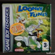 Videojuegos y Consolas: GAMEBOY ADVANCE LLOONEY TUNES. Lote 132351942