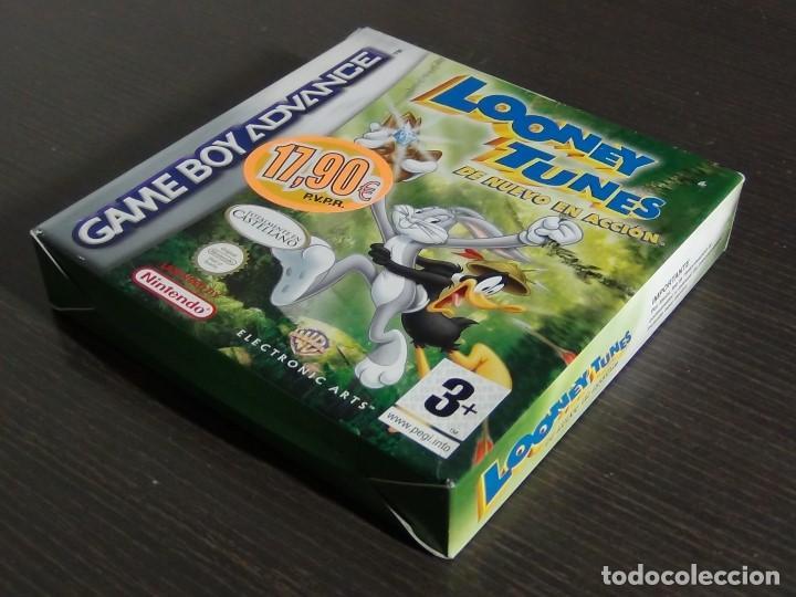 Videojuegos y Consolas: Gameboy advance Llooney tunes - Foto 2 - 132351942