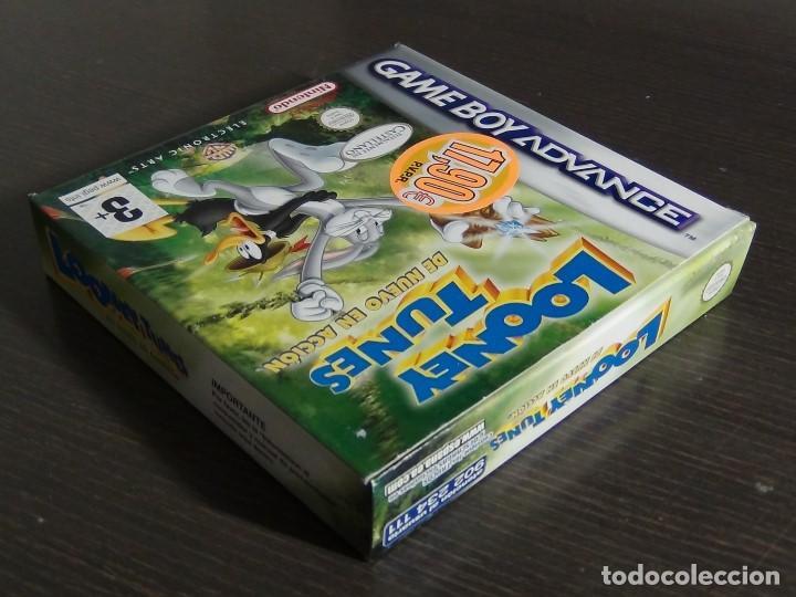 Videojuegos y Consolas: Gameboy advance Llooney tunes - Foto 3 - 132351942