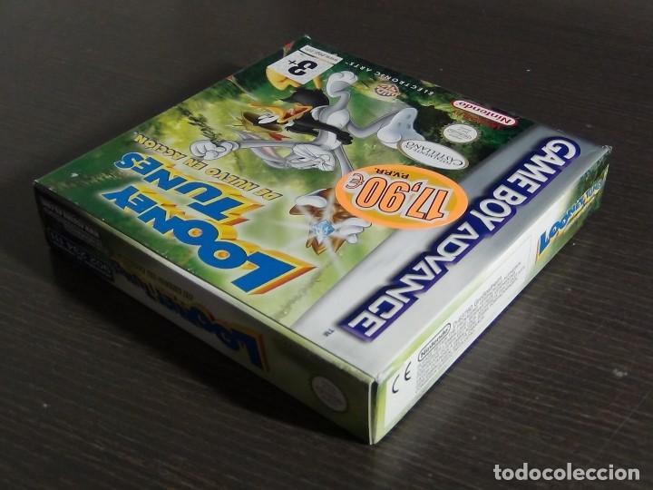 Videojuegos y Consolas: Gameboy advance Llooney tunes - Foto 4 - 132351942