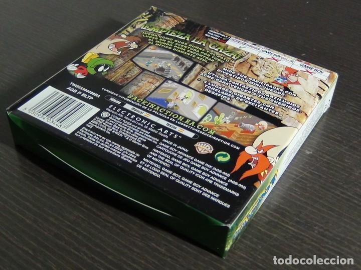 Videojuegos y Consolas: Gameboy advance Llooney tunes - Foto 5 - 132351942