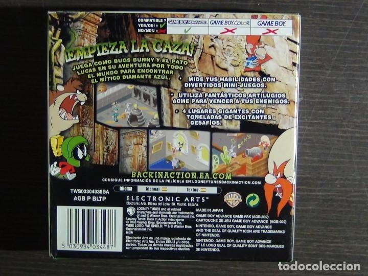 Videojuegos y Consolas: Gameboy advance Llooney tunes - Foto 6 - 132351942