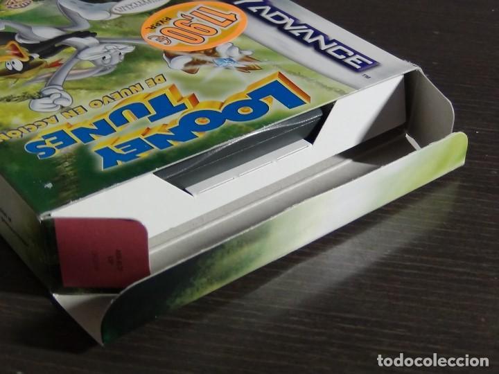 Videojuegos y Consolas: Gameboy advance Llooney tunes - Foto 7 - 132351942