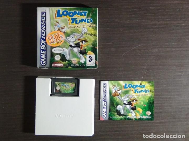 Videojuegos y Consolas: Gameboy advance Llooney tunes - Foto 8 - 132351942