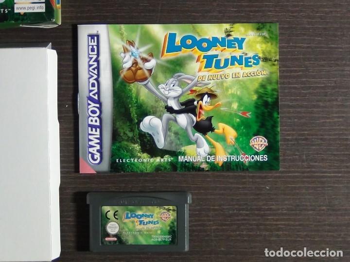 Videojuegos y Consolas: Gameboy advance Llooney tunes - Foto 11 - 132351942