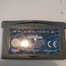 Videojuegos y Consolas: NINTENDO GAME BOY ADVANCE ~ SPIDERMAN 2 / SPIDER-MAN 2 ~ . Lote 132806698