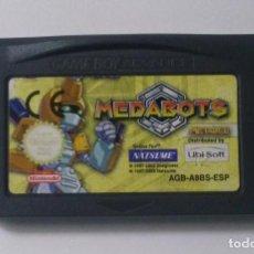 Videojuegos y Consolas: MEDABOTS METABEE NINTENDO GAME BOY ADVANCE. Lote 134004166