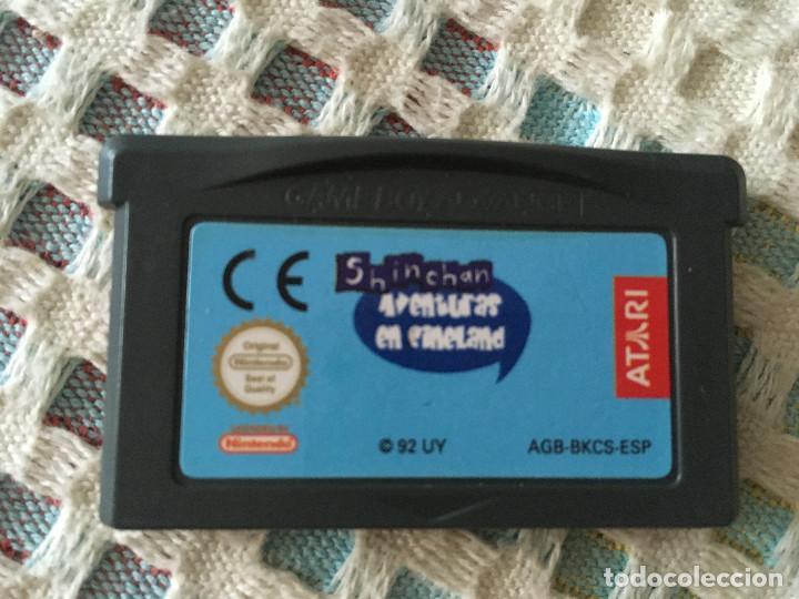 SHIN CHAN 2005 GBA GAMEBOY ADVANCE ADVANCED GAME BOY SP MICRO KREATEN (Juguetes - Videojuegos y Consolas - Nintendo - GameBoy Advance)