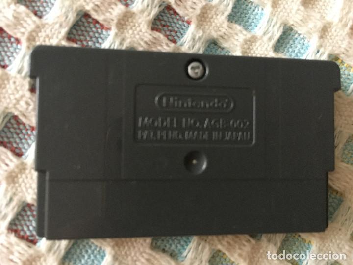 Videojuegos y Consolas: SHIN CHAN 2005 GBA GAMEBOY ADVANCE ADVANCED GAME BOY SP MICRO KREATEN - Foto 2 - 244481830