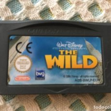 Videojuegos y Consolas: DISNEY THE WILD GB GBA GAMEBOY GAME BOY ADVANCE SP JUEGO KREATEN. Lote 134267490