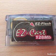 Videojuegos y Consolas: 08-00293 GAME BOY ADVANCE - EZ-CART 128 MB - EZ FLASH (SOLO CARTUCHO). Lote 134925126