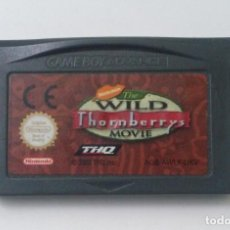 Videojuegos y Consolas: THE WILD THORNBERRYS MOVIE NINTENDO GAME BOY ADVANCE. Lote 135353134