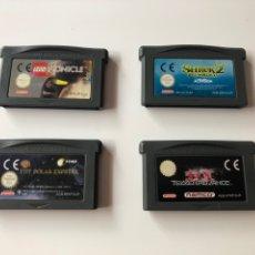 Videojuegos y Consolas: LOTE JUEGOS GAME BOY ADVANCE, NINTENDO.. Lote 136103916