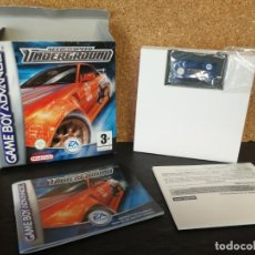 Videojuegos y Consolas: NEED FOR SPEED UNDERGROUND GAME BOY ADVANCE. Lote 136369430