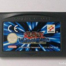 Videojuegos y Consolas: YU-GI-OH WORLDWIDE EDITION - NINTENDO GAME BOY ADVANCE. Lote 136634234