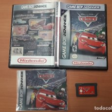 Videojuegos y Consolas: 08-00212 NINTENDO GAME BOY ADVANCE - DISNEY PIXAR CARS. Lote 129025695