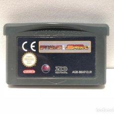 Videojuegos y Consolas: SPY HUNTER & SUPER SPRINT NINTENDO GAME BOY ADVANCE. Lote 137762286