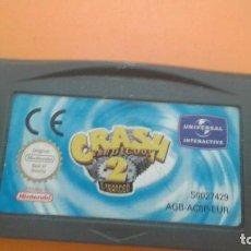 Videojuegos y Consolas: CRASH BANDICOOT 2 NINTENDO GAMEBOY AVANCE. Lote 138783546