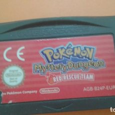 Videojuegos y Consolas: POKEMON MISTERY DUNGEON GAME BOY ADVANCE. Lote 138785426