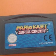 Videojuegos y Consolas: MARIO KART SUPER CIRCUIT GAMEBOY ADVANCE . Lote 138794350