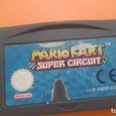 Videojuegos y Consolas: MARIO KART SUPER CIRCUIT GAMEBOY ADVANCE . Lote 138794502