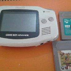 Videojuegos y Consolas: PACK DE GAME BOY ADVANCE + 2 JUEGOS. Lote 138802666